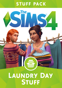 The Sims 4 Laundry Day Stuff PC