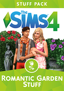The Sims 4 - Romantic Garden Stuff PC