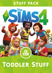 The Sims 4: Toddler Stuff PC