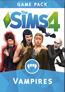 The Sims 4 Vampires Game Pack PC