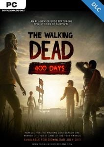 The Walking Dead: 400 Days PC -DLC