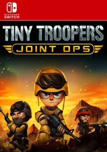 Tiny Troopers Joint Ops XL Switch (EU)