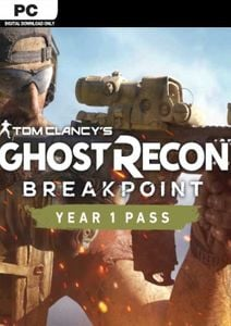 Tom Clancy's Ghost Recon Breakpoint - Year 1 Pass PC (EU)