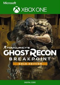 Tom Clancy's Ghost Recon Breakpoint -  Gold Edition Xbox One (UK)