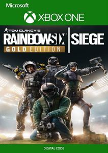 Tom Clancy's Rainbow Six Siege - Gold Edition Xbox One (WW)
