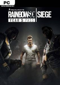 Tom Clancy's Rainbow Six Siege - Year 5 Pass PC