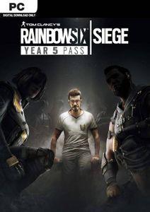 Tom Clancy's Rainbow Six Siege - Year 5 Pass PC