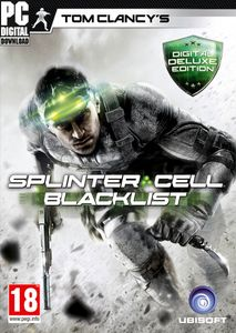 Tom Clancys Splinter Cell Blacklist - Deluxe Edition PC