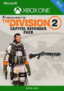 Tom Clancys The Division 2 Xbox One - Capitol Defender Pack DLC