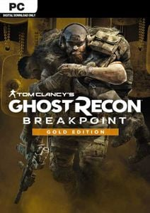 Tom Clancy's Ghost Recon Breakpoint - Gold Edition PC (EU)
