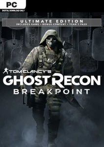 Tom Clancy's Ghost Recon Breakpoint - Ultimate Edition PC (EU)