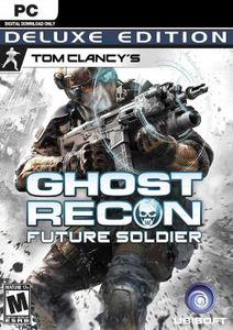 Tom Clancy's Ghost Recon Future Soldier - Deluxe Edition PC