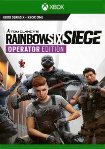 Tom Clancy's Rainbow Six Siege Operator Edition Xbox One (UK)