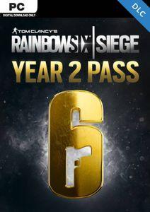 Tom Clancys Rainbow Six Siege Year 2 Pass PC (US)