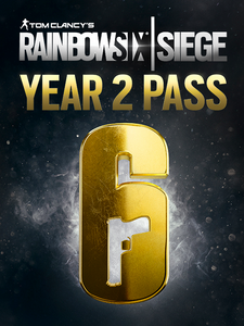Tom Clancys Rainbow Six Siege Year 2 Pass PC