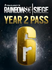 Tom Clancys Rainbow Six Siege Year 2 Pass PC