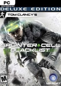 Tom Clancy's Splinter Cell Blacklist Deluxe Edition PC (EU)