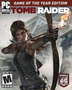 Tomb Raider Game of the Year PC