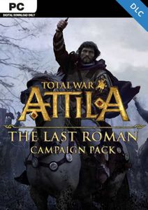 Total War: ATTILA - The Last Roman Campaign Pack PC (EU)
