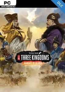 Total War Three Kingdoms PC - Mandate of Heaven DLC (EU)
