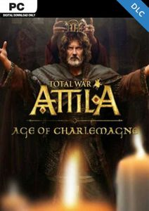 Total War: ATTILA - Age of Charlemagne Campaign Pack PC - DLC