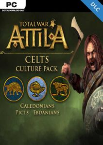 Total War: ATTILA - Celts Culture Pack PC - DLC