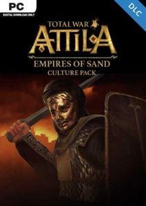 Total War: ATTILA - Empires of Sand Culture Pack PC - DLC
