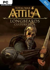 Total War Attila - Longbeards Culture Pack PC - DLC