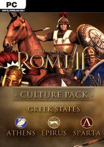 Total War Rome 2 Greek States Culture Pack PC DLC (EU)