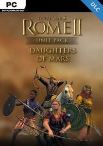 Total War Rome II - Daughters of Mars PC - DLC (EU)