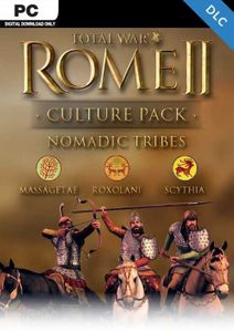 Total War ROME II - Nomadic Tribes Culture Pack PC - DLC