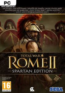 Total War Rome II - Spartan Edition PC (EU)