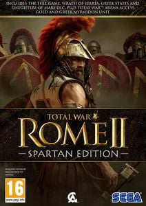 Total War: Rome II 2 – Spartan Edition PC