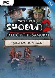 Total War Saga: FALL OF THE SAMURAI – The Saga Faction Pack PC - DLC (EU)