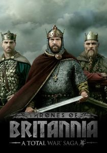 Total War Saga: Thrones of Britannia PC (WW)