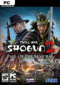 Total War Shogun 2: Fall of the Samurai PC (EU)