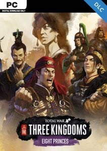 Total War: THREE KINGDOMS PC - Eight Princes DLC (EU)