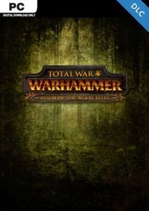 Total War Warhammer PC - Realm of the Wood Elves DLC (EU)