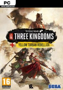 Total War Three Kingdoms PC + DLC (EU)