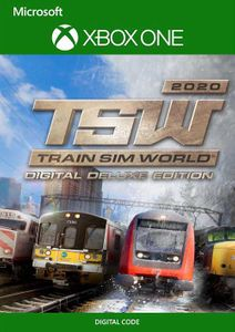 Train Sim World 2020 Deluxe Edition Xbox One (UK)