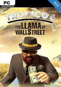 Tropico 6 PC - The Llama of Wall Street DLC