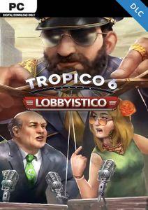 Tropico 6 - Lobbyistico PC - DLC (EU)