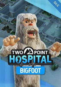 Two Point Hospital PC Bigfoot DLC