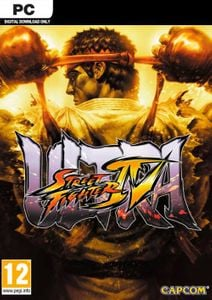 Ultra Street Fighter IV PC (EU)