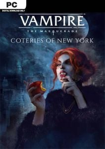 Vampire: The Masquerade - Coteries of New York PC