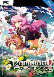 Vanguard Princess Kurumi PC - DLC