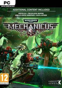 Warhammer 40,000: Mechanicus PC + Bonus Content