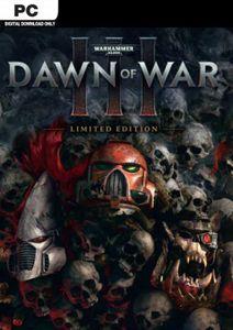 Warhammer 40,000 Dawn of War III Limited Edition PC (EU)