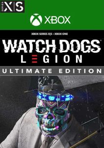 Watch Dogs: Legion - Ultimate Edition Xbox One/Xbox Series X S (UK)