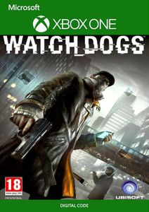 Watch Dogs Xbox One (UK)